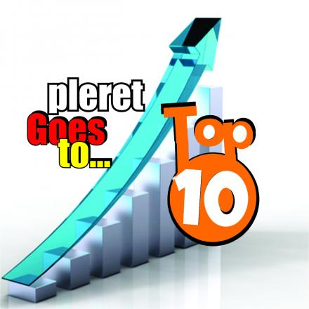 Pleret Goes To Top Ten